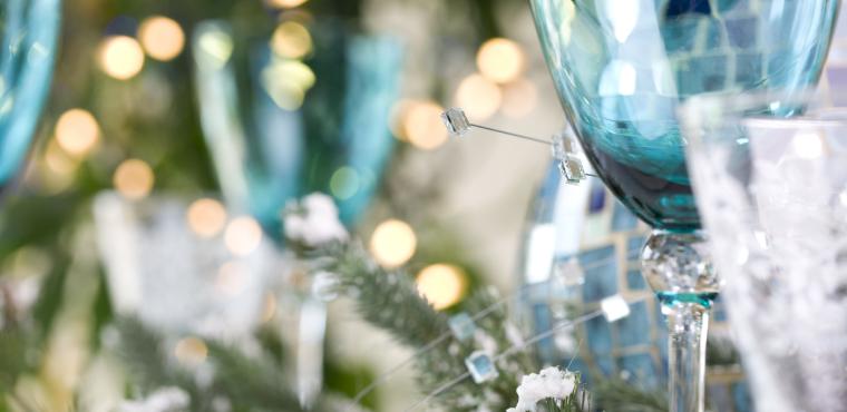 Table centre-piece, decorations