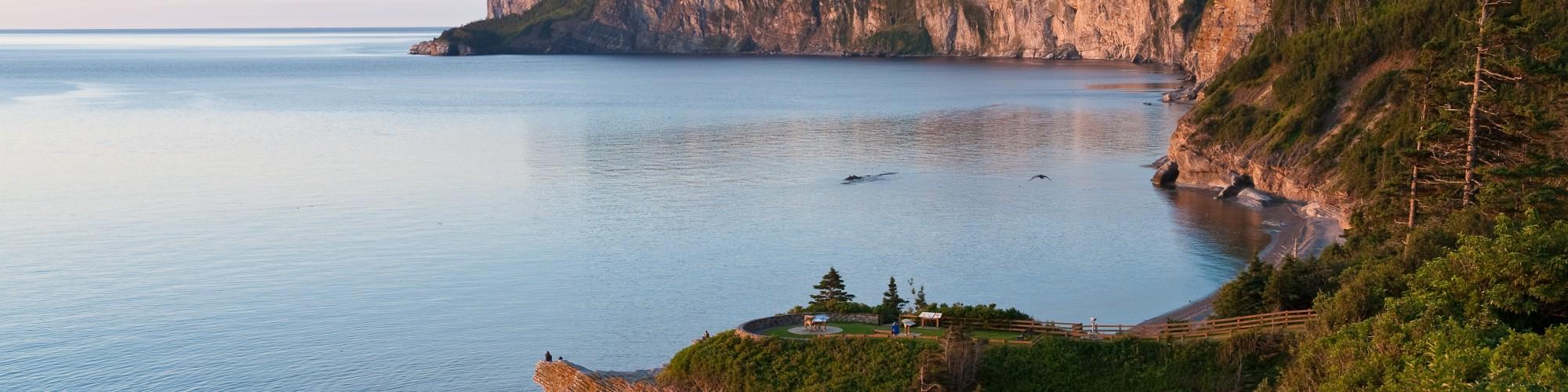 Cap Gaspé, Gaspésie