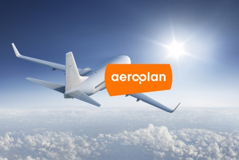Aeroplan, Riôtel, Gaspésie