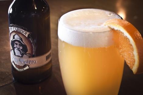 Verre de bière, Pit Caribou