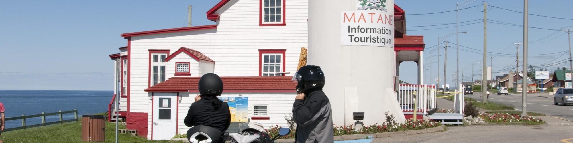 Lighthouse, Matane, tourist information