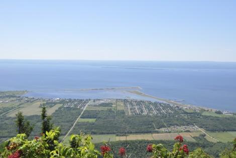 Paysage, Gaspésie