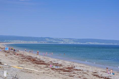 paysage, plage